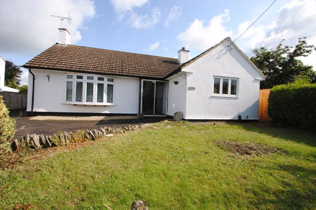 Thumbnail Detached bungalow for sale in Station Road, Bishops Cleeve