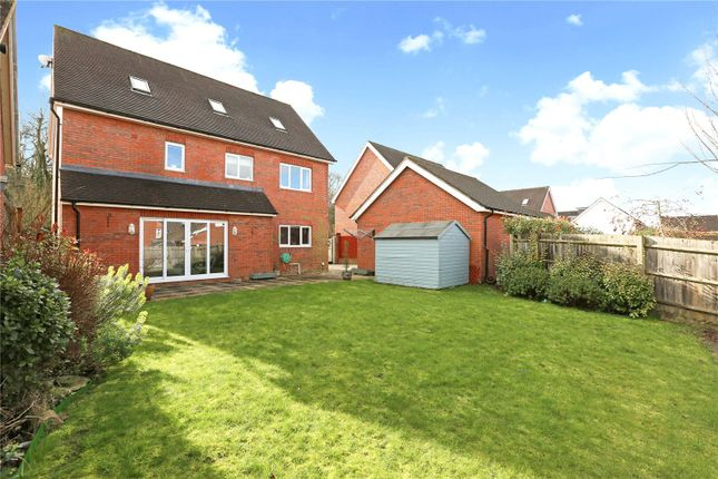 Thumbnail Detached house for sale in Long Down Avenue, Cheswick Village, Bristol