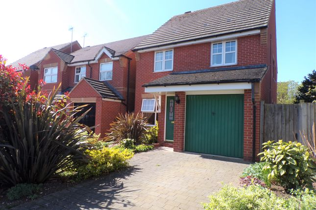 3 bed detached house for sale in Lockside View, Rugeley WS15