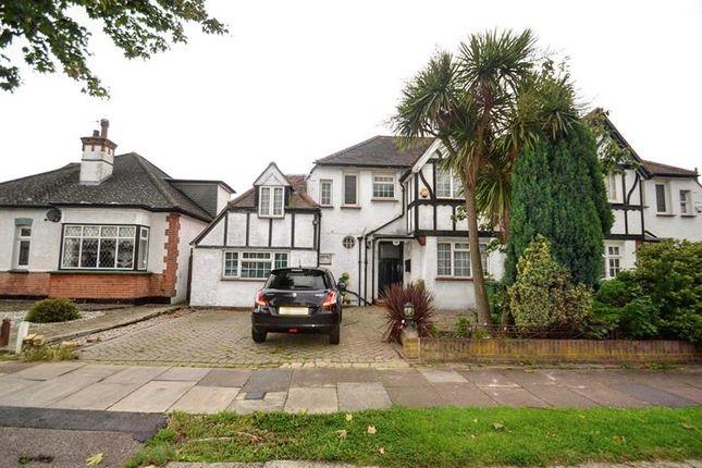 Thumbnail Semi-detached house for sale in De Bohun Avenue, London