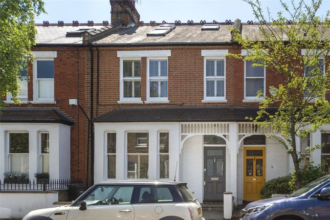 Thumbnail End terrace house to rent in Bushwood Road, Richmond