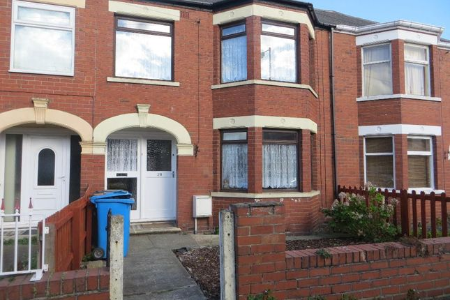 Thumbnail Terraced house to rent in Braemer Avenue, Hull