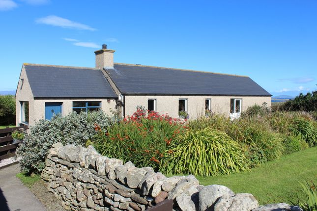 Thumbnail Detached bungalow for sale in Widewall, South Ronaldsay, Orkney