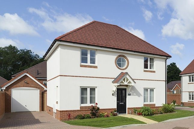 Thumbnail Detached house for sale in Mulberry Fields, Mill Straight, Southwater
