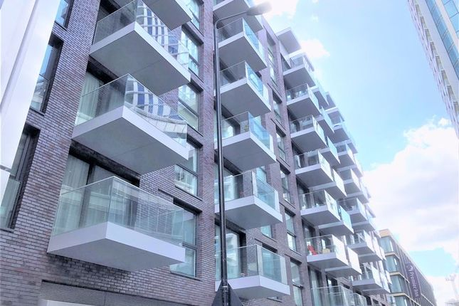 Thumbnail Flat to rent in Meranti House, Alie Street, London