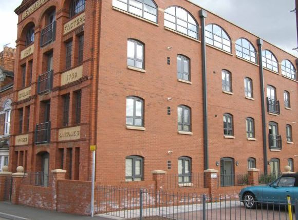 Thumbnail Flat to rent in The Hop Warehouse, Middle Street, Worcester