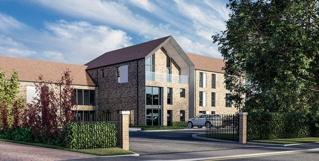 Thumbnail Flat for sale in Plot 40, The Keats, Poets Place, Alderton Hill, Loughton