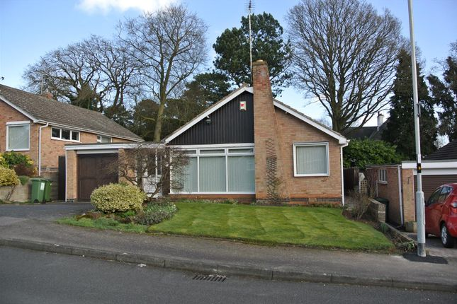 3 bed detached bungalow for sale in Hewitt Drive, Kirby Muxloe, Leicester