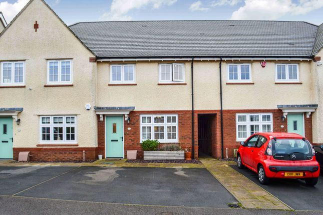 Thumbnail Terraced house for sale in Manor View, Trelewis, Treharris