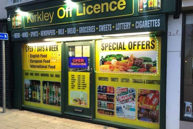 Thumbnail Retail premises for sale in London Road South, Lowestoft