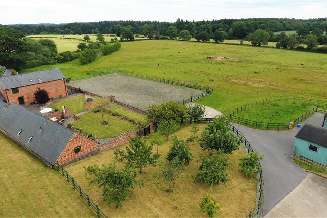 Thumbnail Barn conversion for sale in Ashow, Kenilworth, Warwickshire