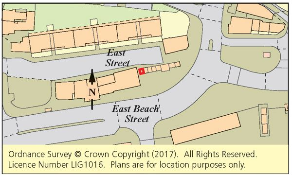 Land for sale in Land East Beach Street, Hastings, East Sussex