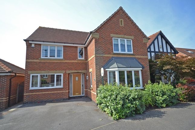 Thumbnail Detached house for sale in Larkspur Way, Alverthorpe, Wakefield