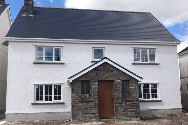 Thumbnail Detached house for sale in Cwmtawe Road, Ystradgynlais