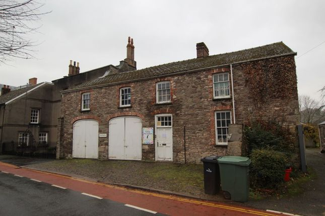 Thumbnail Commercial property for sale in Glamorgan Street, Brecon