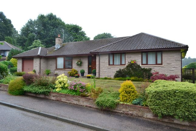Thumbnail Detached bungalow for sale in 13 St Leonards Court, Forres