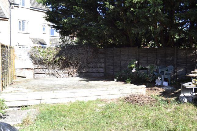 Garden of Cleveland Close, Highwoods, Colchester CO4