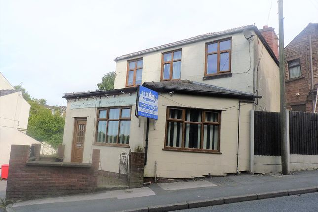 Retail premises to let in Radcliffee Road, Bolton
