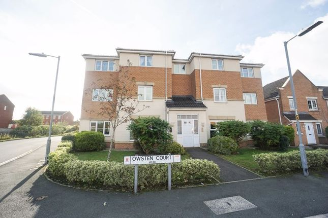 Thumbnail Flat for sale in Owsten Court, Horwich, Bolton