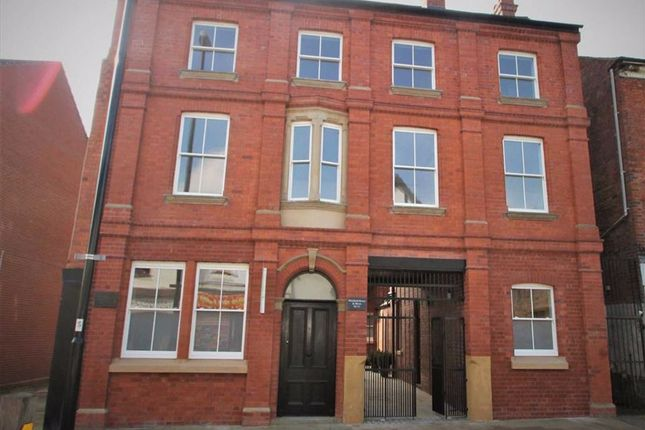 Thumbnail Town house for sale in Willow Street, Oswestry