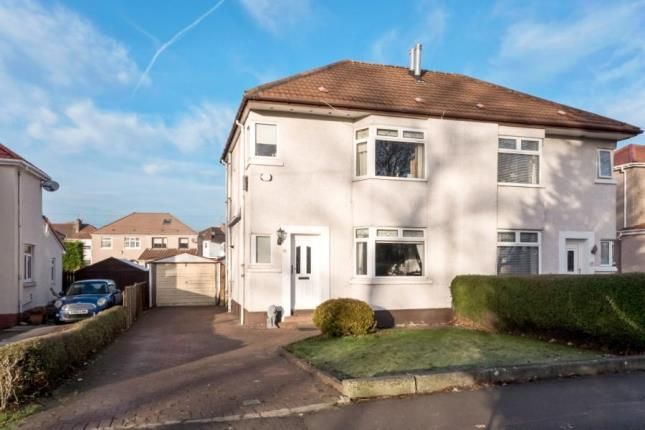 Thumbnail Semi-detached house for sale in Glasgow Road, Baillieston, Glasgow, Lanarkshire