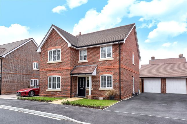 Thumbnail Detached house to rent in Phillips Close, Wokingham, Berkshire