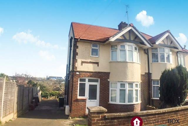 Thumbnail Semi-detached house to rent in Walcot Avenue, Luton