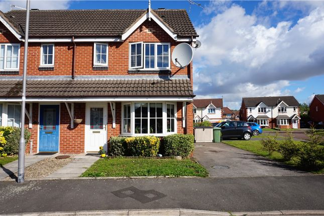 Thumbnail Semi-detached house for sale in Orchid Way, St. Helens