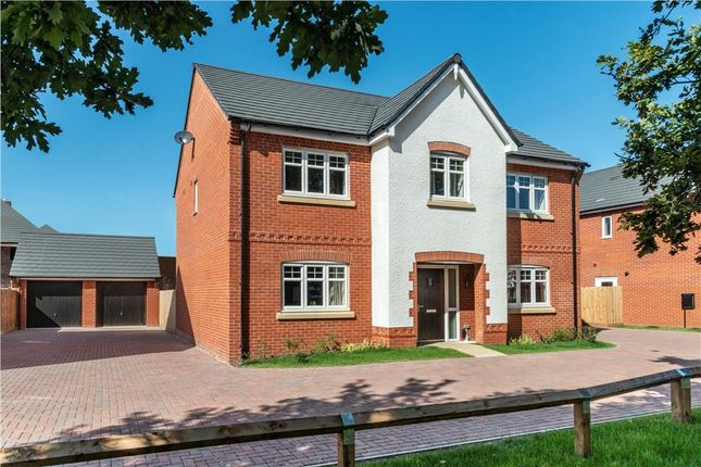 "Thumbnail Detached house for sale in ""Bridgeford"" at Curlieu Close, Hampton Magna, Warwick"