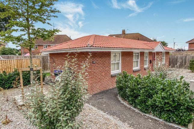 Thumbnail Detached bungalow for sale in Haynes Road, Westbury