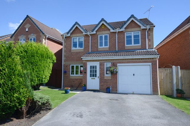 4 Bed Detached House For Sale In Holme Park Avenue Chesterfield