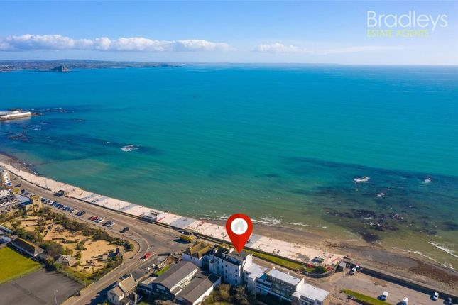 Thumbnail Flat for sale in Promenade, Penzance