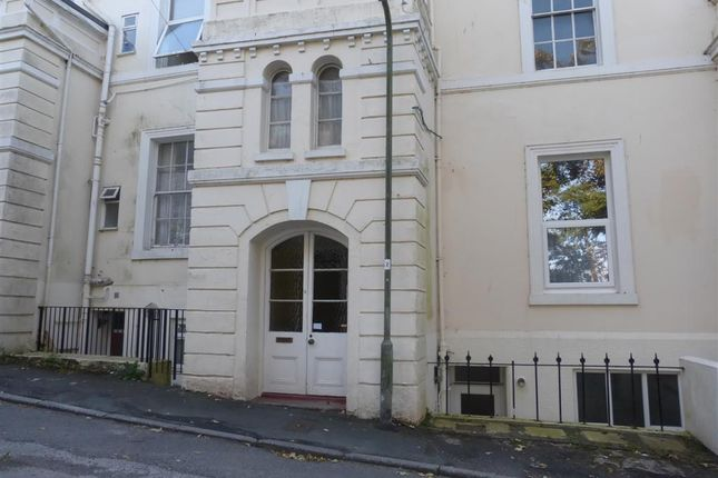 Thumbnail Flat to rent in Barnpark Terrace, Teignmouth