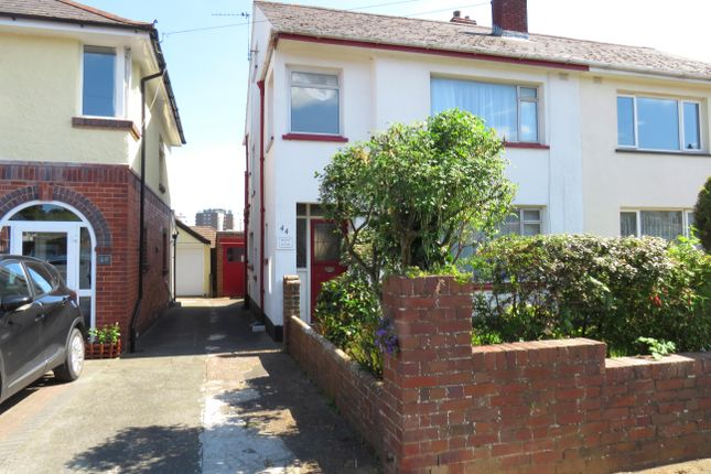 Thumbnail Property to rent in Kennerley Avenue, Exeter