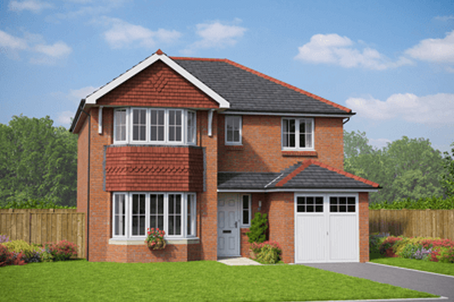 Thumbnail Detached house for sale in Melbreck Avenue, Hawarden, Deeside