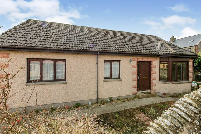 Thumbnail Bungalow for sale in Land Street, Keith