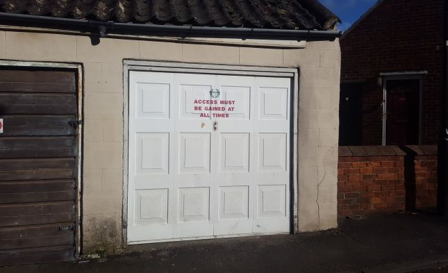 Thumbnail Land to rent in Lock Up Garage No., Pemberton Street, Hetton Le Hole