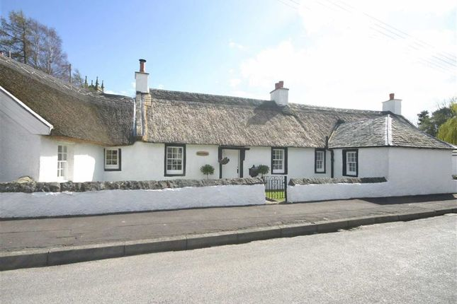 Thumbnail Detached house for sale in Rose Cottage, Main Street, Collessie, Fife
