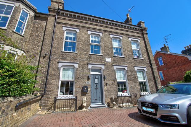 Thumbnail Detached house for sale in Christchurch Street, Ipswich