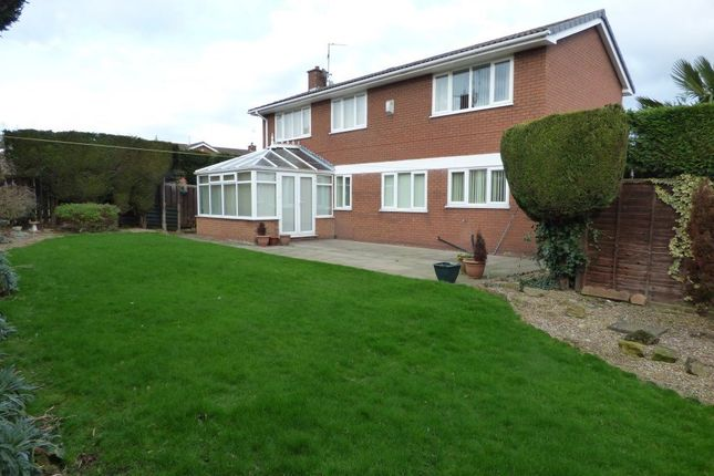 Thumbnail Detached house to rent in Bredon Close, Long Eaton, Nottingham