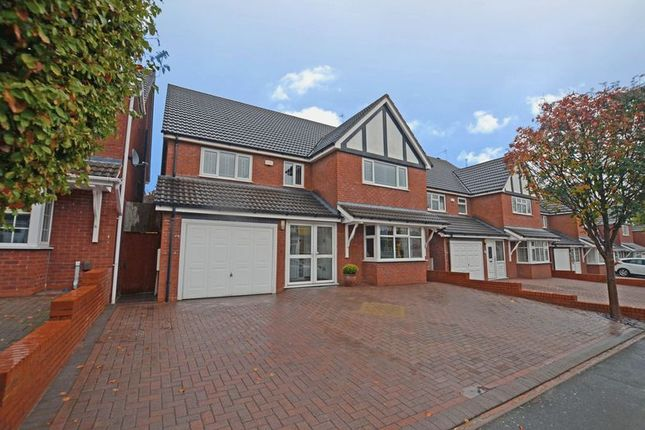 Thumbnail Detached house for sale in Brisbane Road, Smethwick