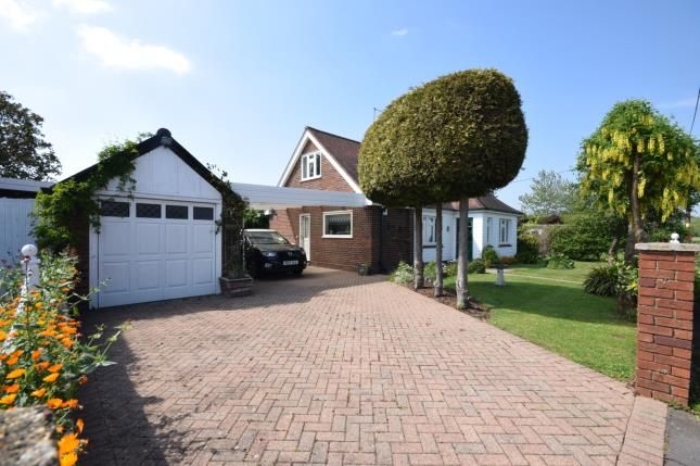 Thumbnail Bungalow for sale in King Edward Avenue, Burnham-On-Crouch