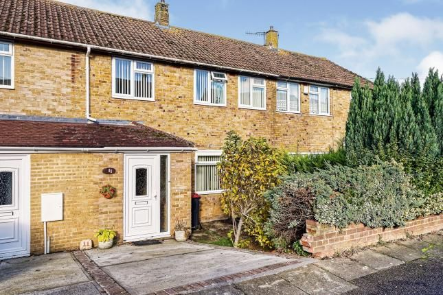 Thumbnail Terraced house for sale in Durham Close, Canterbury, Kent, England