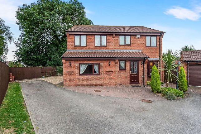 Thumbnail Detached house for sale in Oban Court, Immingham