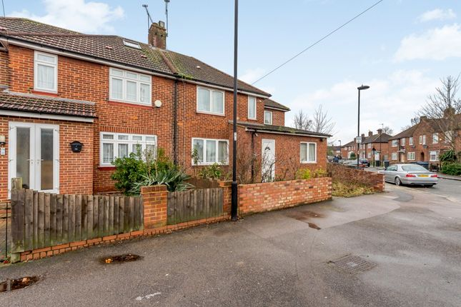 Thumbnail Detached house for sale in Weir Hall Road, London, London