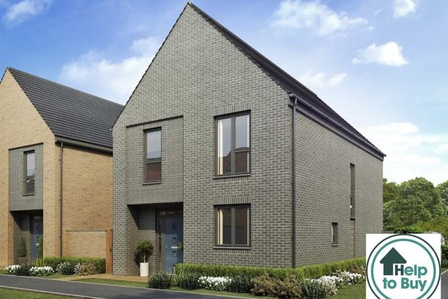 Thumbnail Detached house for sale in The Chorus, Meaux Rise, Kingswood, Hull