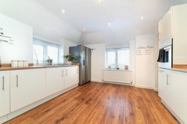 Thumbnail Detached bungalow for sale in Trelogan, Holywell