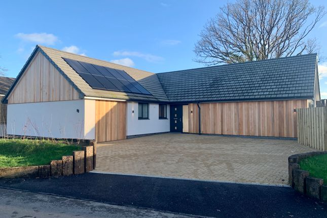 Thumbnail Detached bungalow for sale in Back Lane, Chulmleigh