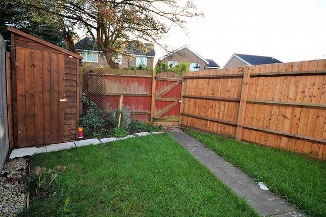 Garden of Todd Close, The Willows, Aylesbury HP21