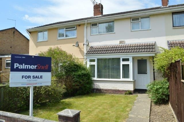 Thumbnail Terraced house for sale in Bearcross, Bournemouth, Dorset